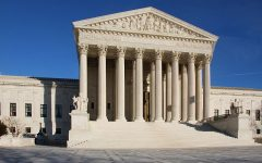 Supreme Court Building, for an article about original / originalism and Amy Coney Barrett