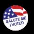"Mississippi ""I Voted"" Sticker"