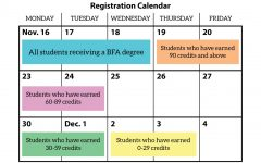 spring 2020 registration calendar