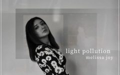 cover of the first ep by melissa joy, light pollution