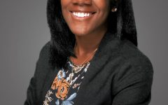 Photo of Tatiana Hyman, Editor-In-Chief of the Fordham Law Review