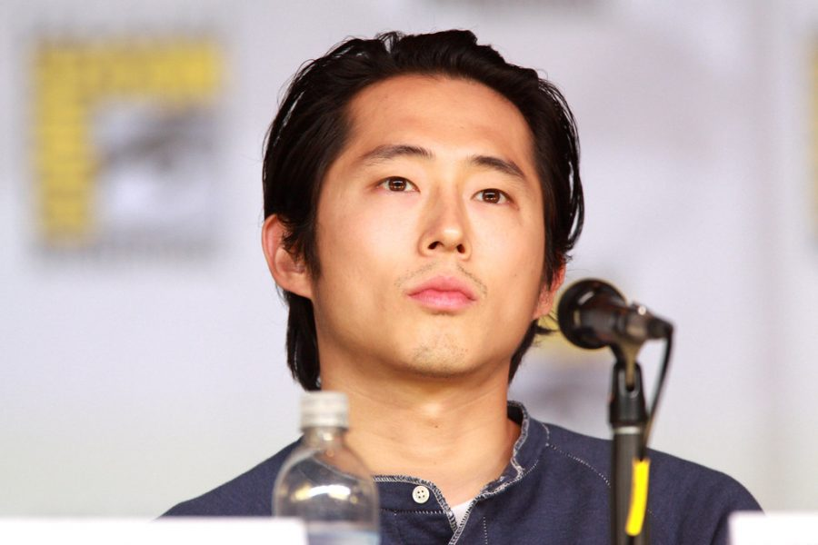 Steven Yuen, who plays Jacob in Minari