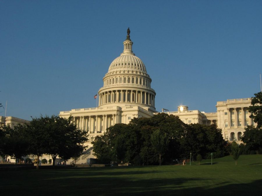 for an article about the biden american rescue plan, a photo of the capitol building