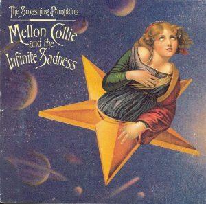 Mellon Collie and Infinite Sadness album cover