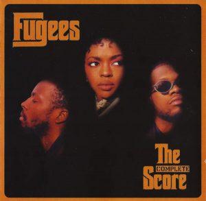 The Score album cover