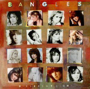 "The Bangles ""Different Light"" album cover"