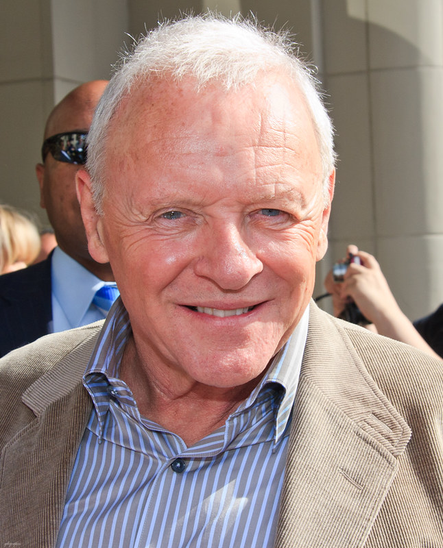 in The Father, Anthony Hopkins stars as Anthony, a man with dementia