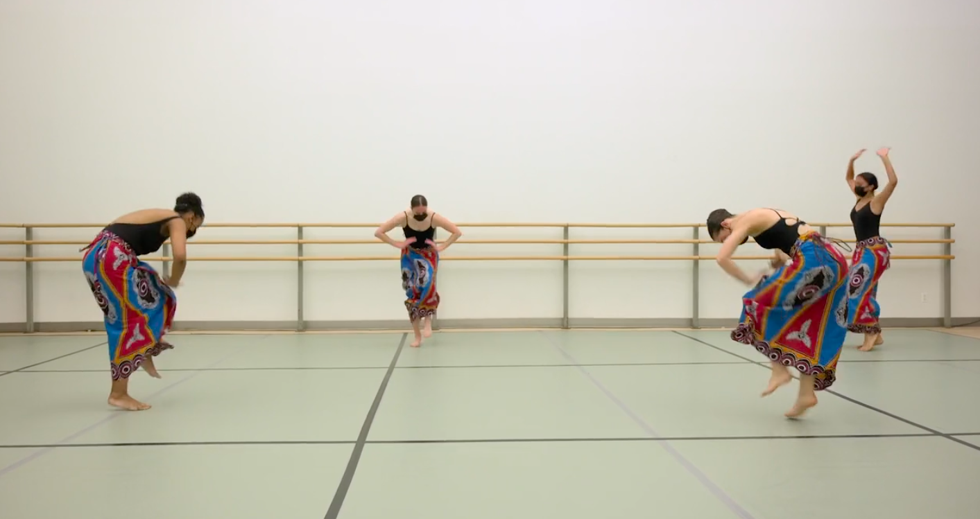 Ailey first year class performs benefit concert