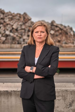 Kathryn Garcia, one of the candidates for NYC mayor