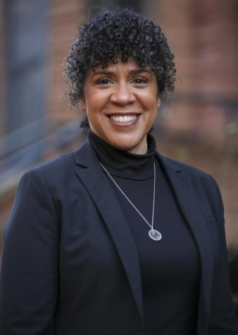 Dianne Morales, one of the candidates for NYC mayor