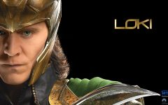 An image of the character Loki, dressed up in viking garb.