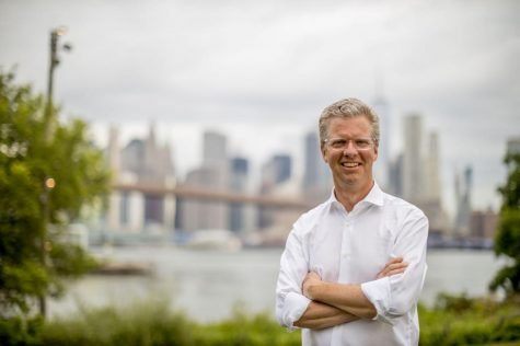 Shaun Donovan, one of the candidates for NYC mayor