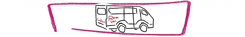 the Ram Van graphic