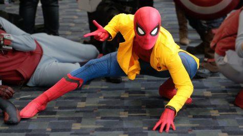 spiderman the superhero