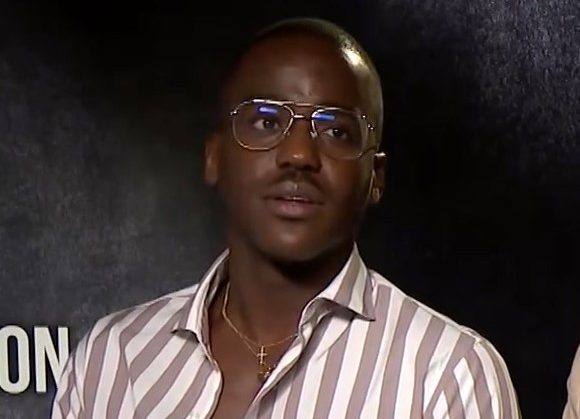 an image of Ncuti Gatwa, actor who plays Eric Effiong in Sex Education