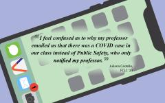 Exposure Notification Delays Frustrate Students